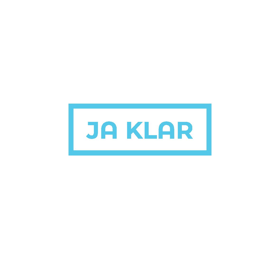 JA-klar! Logo